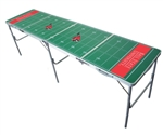 Brand New Ball State Cardinals 2' x 8' Tailgate Table - Officially Licensed