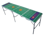 Brand New Clemson Tigers 2' x 8' Tailgate Table - Officially Licensed