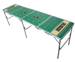 Brand New University of Colorado Buffaloes 2' x 8' Tailgate Table - Officially Licensed