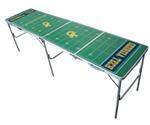 Brand New Georgia Tech University Yellow Jackets 2' x 8' Tailgate Table - Officially Licensed