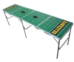 Brand New University of Iowa Hawkeyes 2' x 8' Tailgate Table - Officially Licensed