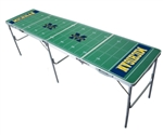 Brand New University of Michigan Wolverines 2' x 8' Tailgate Table - Officially Licensed