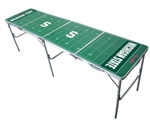 Brand New Michigan State University Spartans 2' x 8' Tailgate Table - Officially Licensed