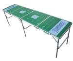 Brand New North Carolina Tarheels 2' x 8' Tailgate Table - Officially Licensed