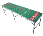 Brand New North Carolina State University Wolfpack 2' x 8' Tailgate Table - Officially Licensed