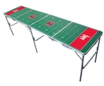 Brand New University of Nebraska Cornhuskers 2' x 8' Tailgate Table - Officially Licensed