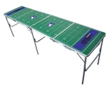 Brand New Northwestern University Wildcats 2' x 8' Tailgate Table - Officially Licensed
