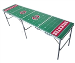 Brand New Ohio State University Buckeyes 2' x 8' Tailgate Table - Officially Licensed