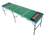 Brand New University of Syracuse Orange 2' x 8' Tailgate Table - Officially Licensed