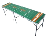 Brand New Texas Longhorns 2' x 8' Tailgate Table - Officially Licensed