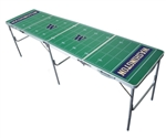 Brand New University of Washington Huskies  2' x 8' Tailgate Table - Officially Licensed