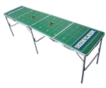Brand New West Virginia Mountaineers  2' x 8' Tailgate Table - Officially Licensed