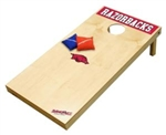 Brand New University of Arkansas Razorbacks Tailgate Toss XL Platinum Edition Bean Bag Game - Officially Licensed