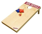 Brand New Arizona State University Sun Devils Tailgate Toss XL Platinum Edition Bean Bag Game - Officially Licensed