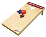 Brand New Boston College Eagles Tailgate Toss XL Platinum Edition Bean Bag Game - Officially Licensed