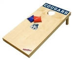Brand New Brigham Young University Cougars Tailgate Toss XL Platinum Edition Bean Bag Game - Officially Licensed