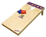 Brand New Louisiana State University Tigers Tailgate Toss XL Platinum Edition Bean Bag Game - Officially Licensed