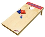 Brand New Louisiana Tech University Bulldogs Tailgate Toss XL Platinum Edition Bean Bag Game - Officially Licensed