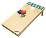 Brand New Ohio University Bobcats Tailgate Toss XL Platinum Edition Bean Bag Game - Officially Licensed