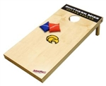 Brand New University of Southern Mississippi Golden Eagles Tailgate Toss XL Platinum Edition Bean Bag Game - Officially Licensed