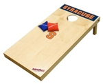 Brand New University of Syracuse Orange Tailgate Toss XL Platinum Edition Bean Bag Game - Officially Licensed