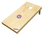 Brand New Texas Rangers Tailgate Toss XL Platinum Edition Bean Bag Game - Officially Licensed