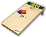 Brand New Green Bay Packers Tailgate Toss XL Platinum Edition Bean Bag Game - Officially Licensed
