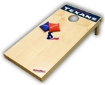 Brand New Houston Texans Tailgate Toss XL Platinum Edition Bean Bag Game - Officially Licensed