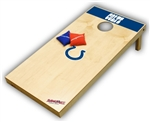 Brand New Indianapolis Colts Tailgate Toss XL Platinum Edition Bean Bag Game - Officially Licensed
