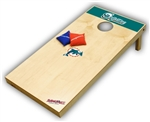 Brand New Miami Dolphins Tailgate Toss XL Platinum Edition Bean Bag Game - Officially Licensed