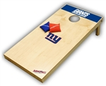 Officially Licensed New York Giants Tailgate Toss XL Platinum Edition Bean Bag Game - Brand New