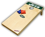 Officially Licensed New York Jets Tailgate Toss XL Platinum Edition Bean Bag Game - Brand New