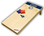 Brand New St. Louis Rams Tailgate Toss XL Platinum Edition Bean Bag Game - Officially Licensed