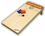 Brand New Washington Redskins Tailgate Toss XL Platinum Edition Bean Bag Game - Officially Licensed