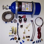 Brand New Cold Fusion Nitrous Systems - Wet Nitrous Oxide Injection Kit