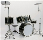 Children's 11 Piece Drum Kit