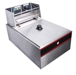 Brand New Stainless Steel Electric Countertop Fat Deep Fryer