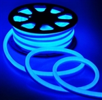 50' Blue Led Outdoor/Indoor Flexible Neon Rope Light