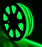 50' Green Led Outdoor/Indoor Flexible Neon Rope Light