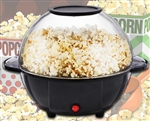Brand New Mini Non-stick Popcorn Maker Home Tabletop Corn Popper Machine