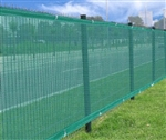 High Quality Green Residential Privacy Screen Fence Polyethylene 4x50