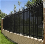 High Quality Black Residential Privacy Screen Fence Polyethylene 4x50