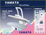 Yamata Electronic Power Steam Press