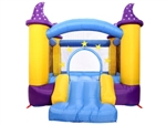 Wizard Castle Inflatable Bounce House Bouncy House