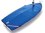 Solo Dinghy Flat Top Cover - PVC