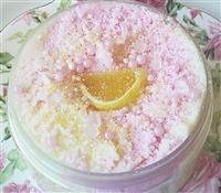 Big Top Lemonade Shea Oil Sugar Scrub