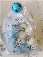 Vanilla Snowballs and Peppermint Bows Gift Bag