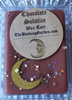 Chocolate Solstice Wax Tart