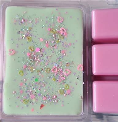 Crystallized Spearmint and Peppermint