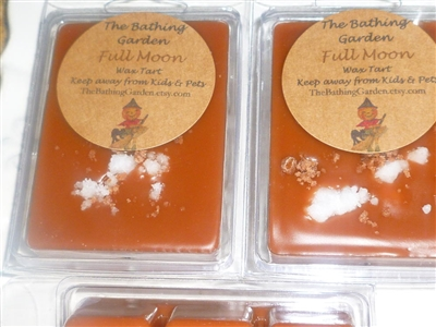 Full Moon Wax Tart